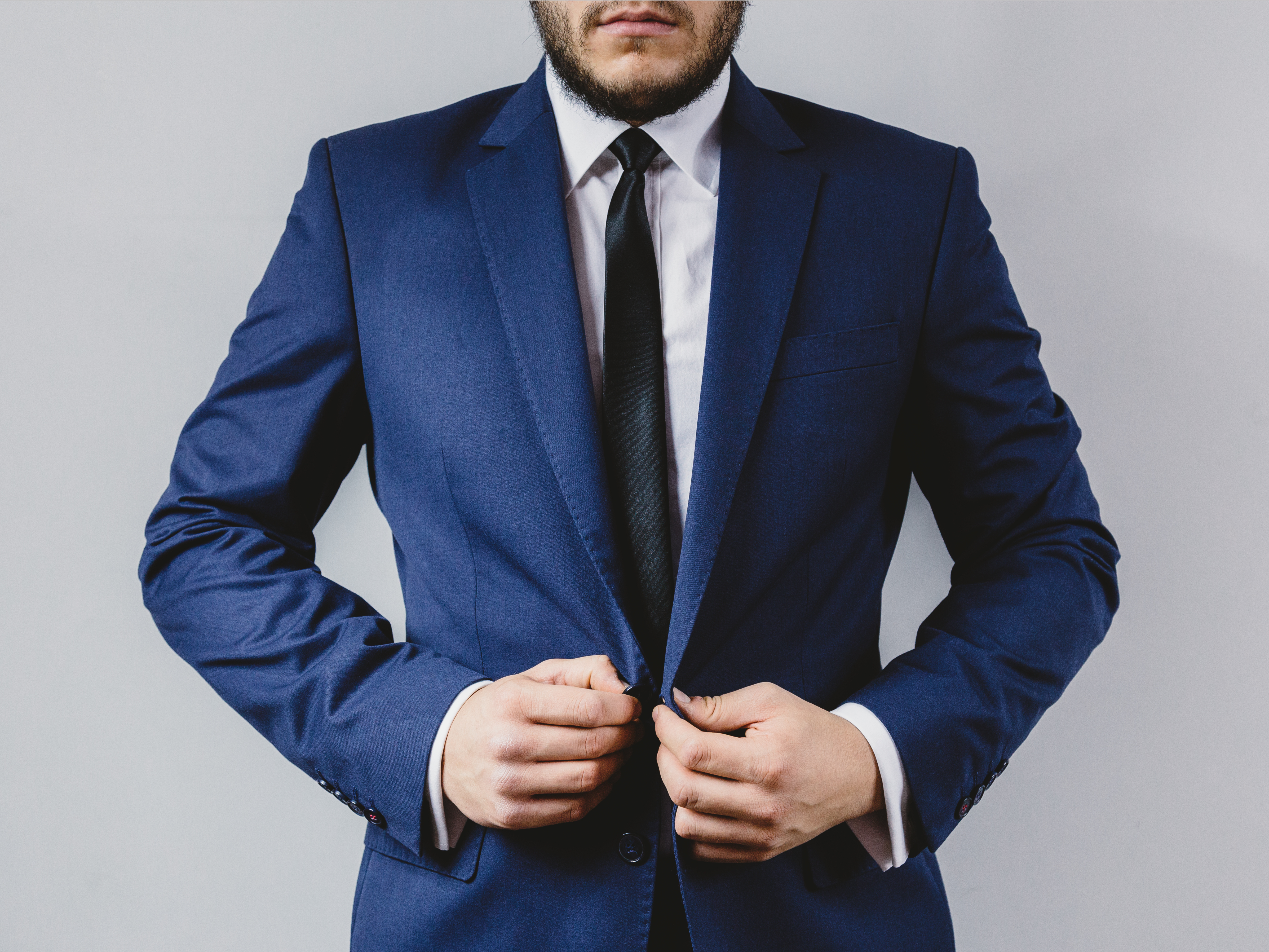 Dress to impress when starting a business