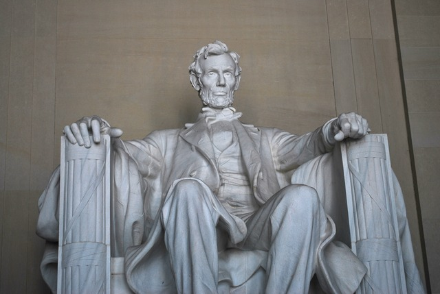 abe lincoln doing what is right